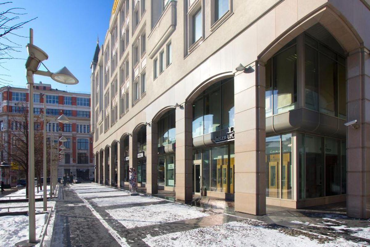 Бизнес-центр Берлинский Дом
